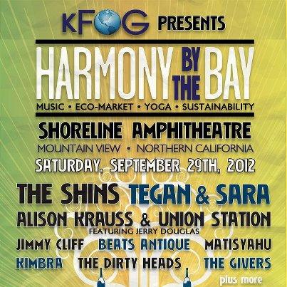 Harmony By The Bay at Shoreline Amphitheatre