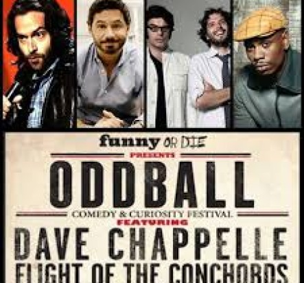 The Oddball Comedy & Curiosity Festival at the Shoreline Amphitheatre