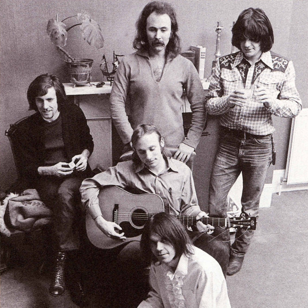 Crosby Stills Nash Young Teach Your Children Carry On