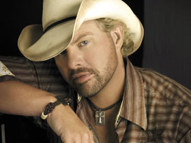 Toby Keith at Shoreline Amphitheatre