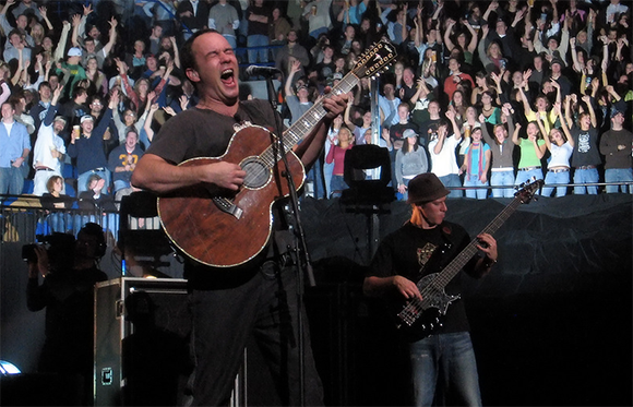 dave matthews band shoreline amphitheatre at mountain view california. Black Bedroom Furniture Sets. Home Design Ideas