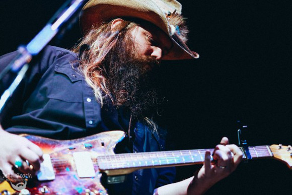 Chris Stapleton, Brothers Osborne & Lucie Silvas at Shoreline Amphitheatre
