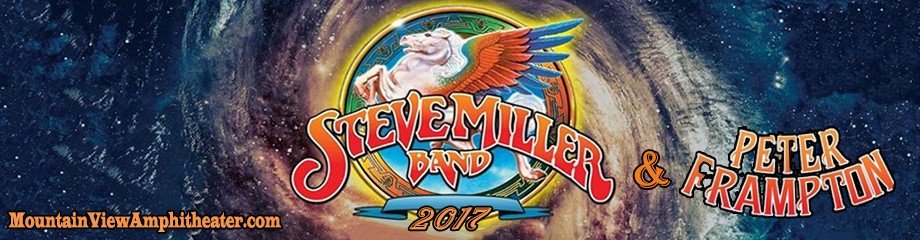 Steve Miller Band & Peter Frampton at Shoreline Amphitheatre