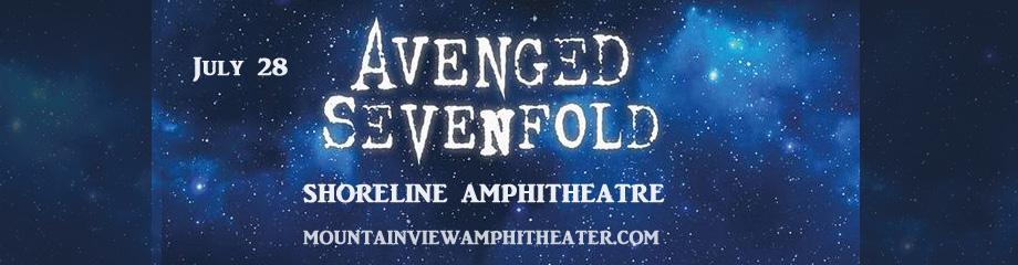 Avenged Sevenfold at Shoreline Amphitheatre