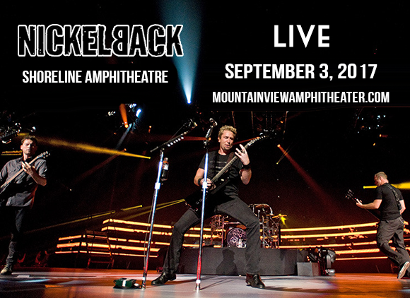 Nickelback & Daughtry at Shoreline Amphitheatre