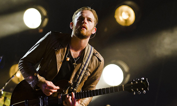 Kings of Leon at Shoreline Amphitheatre