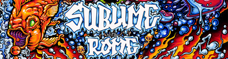 Sublime With Rome & The Offspring at Shoreline Amphitheatre