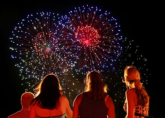 San Francisco Symphony: Edwin Outwater - 4th of July Fireworks Spectacular at Shoreline Amphitheatre