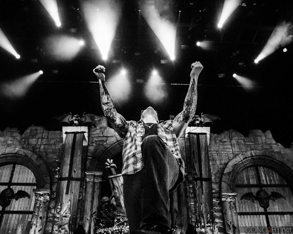 Avenged Sevenfold at Shoreline Amphitheatre