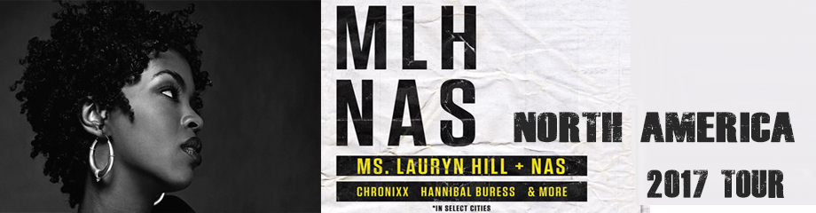 Lauryn Hill & Nas at Shoreline Amphitheatre