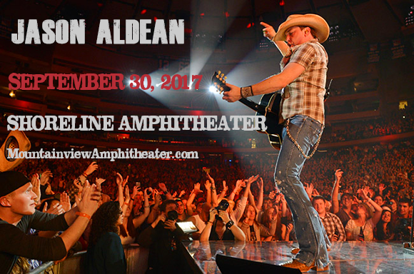 Jason Aldean, Chris Young & Kane Brown  at Shoreline Amphitheatre