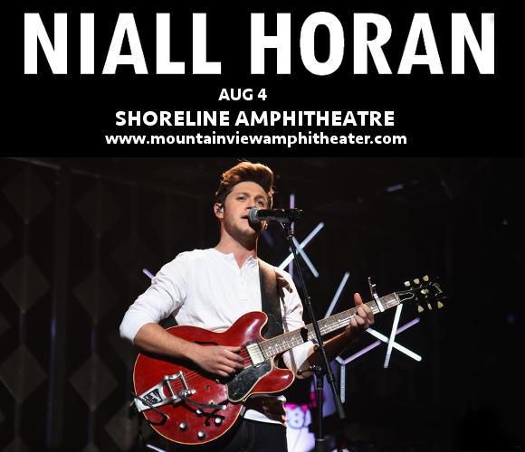 Niall Horan & Maren Morris at Shoreline Amphitheatre