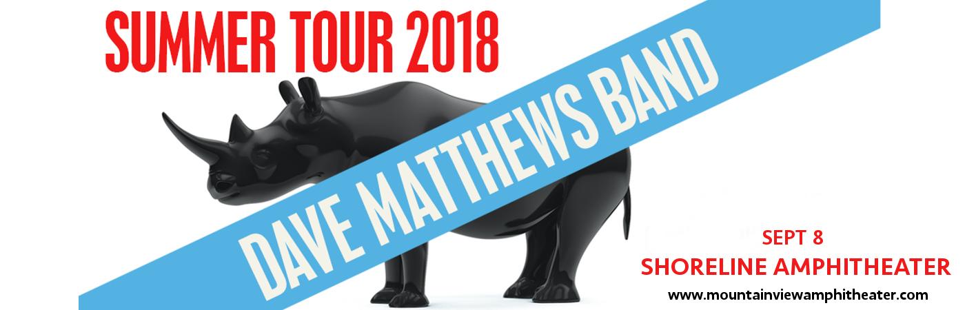 Dave Matthews Band at Shoreline Amphitheatre
