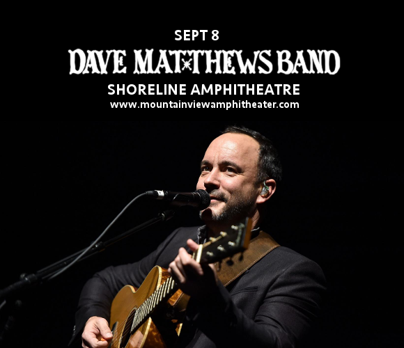 Dave Matthews Band at Shoreline Amphitheatre