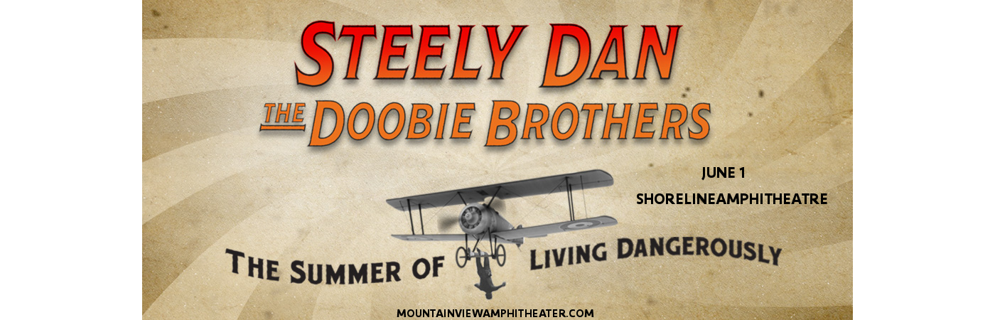 Steely Dan & The Doobie Brothers at Shoreline Amphitheatre