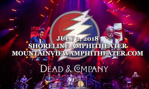 Dead & Company at Shoreline Amphitheatre