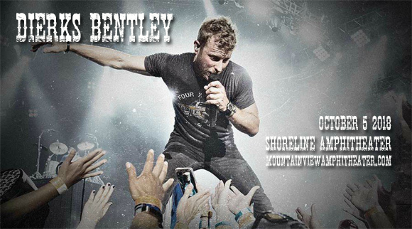 Dierks Bentley, Brothers Osborne & LANCO at Shoreline Amphitheatre