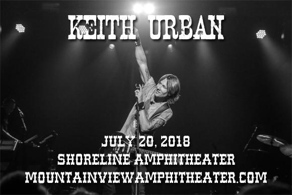 Keith Urban & Kelsea Ballerini at Shoreline Amphitheatre