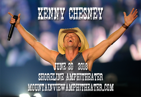 Kenny Chesney & Old Dominion at Shoreline Amphitheatre