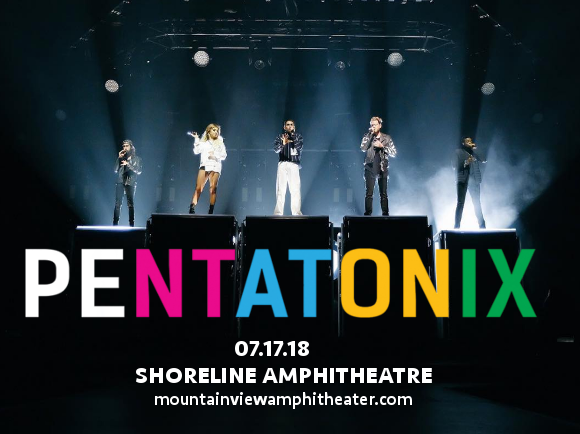 Pentatonix at Shoreline Amphitheatre