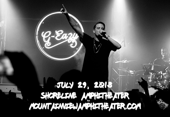 G-Eazy at Shoreline Amphitheatre