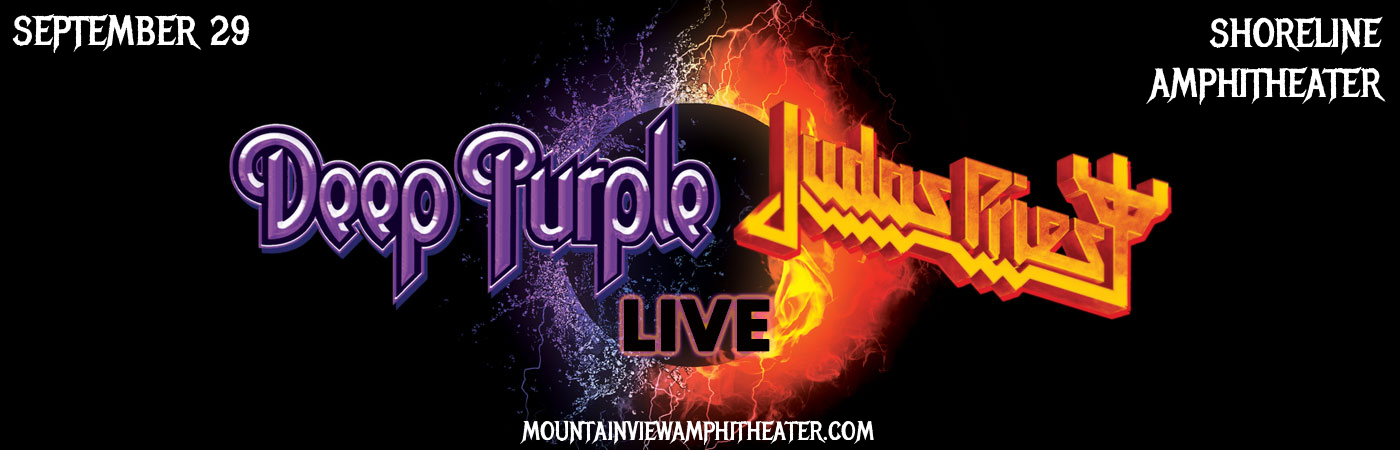 Deep Purple & Judas Priest at Shoreline Amphitheatre