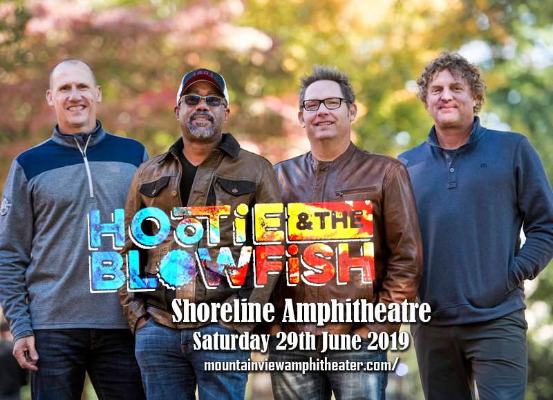 Hootie & The Blowfish at Shoreline Amphitheatre