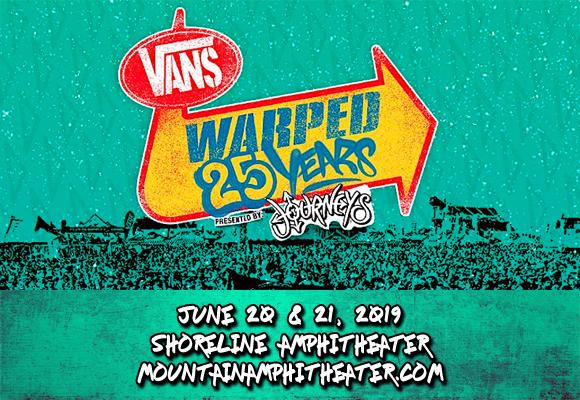 Vans Warped Tour - Sunday at Shoreline Amphitheatre