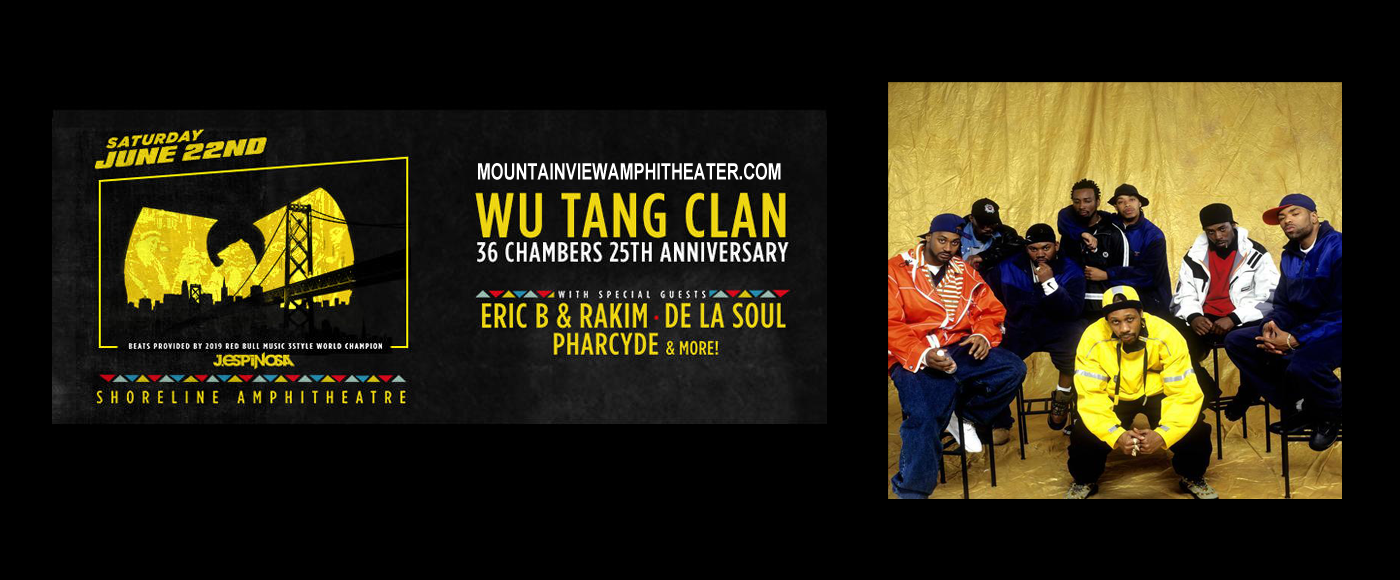 Wu-Tang Clan at Shoreline Amphitheatre