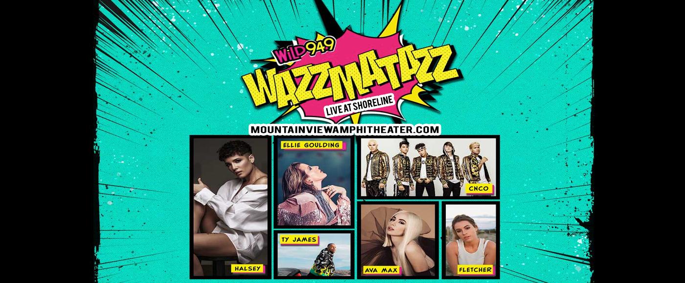 WAZZMATAZZ: Halsey, Ellie Goulding, Fletcher & CNCO at Shoreline Amphitheatre