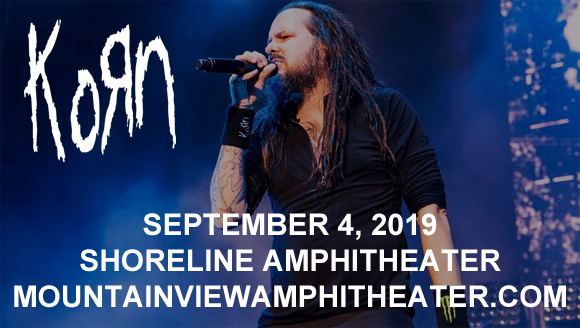 Korn & Alice In Chains at Shoreline Amphitheatre