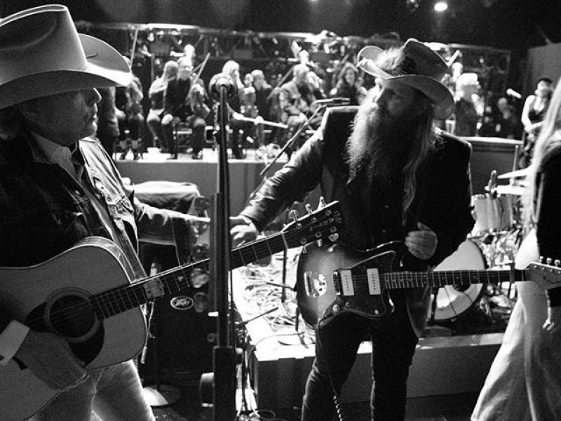 Chris Stapleton at Shoreline Amphitheatre