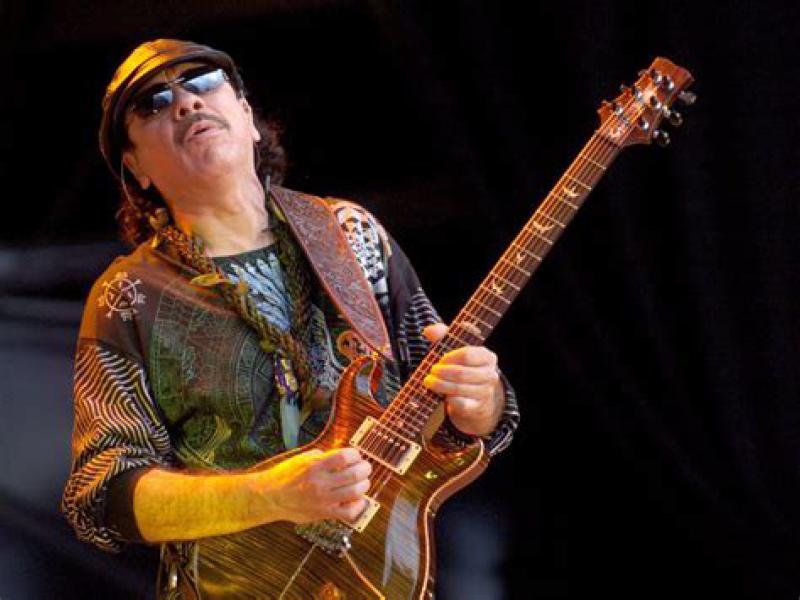 Santana & Earth, Wind and Fire at Shoreline Amphitheatre