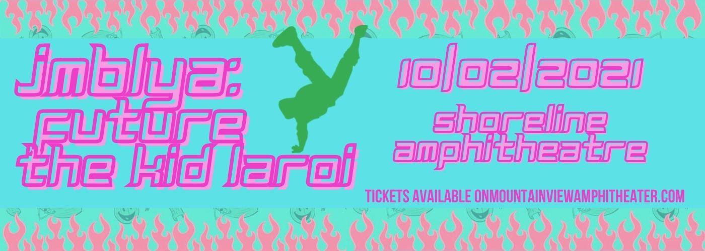 JMBLYA: Future & The Kid Laroi [CANCELLED] at Shoreline Amphitheatre