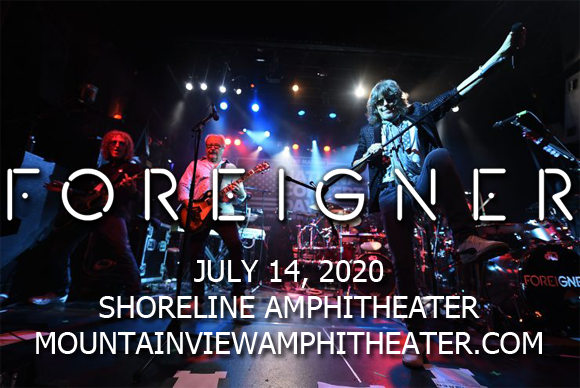 Foreigner, Kansas & Europe at Shoreline Amphitheatre