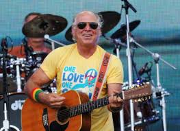 Jimmy Buffett and The Coral Reefer Band at Shoreline Amphitheatre